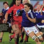 Pauline -équipe de France-2